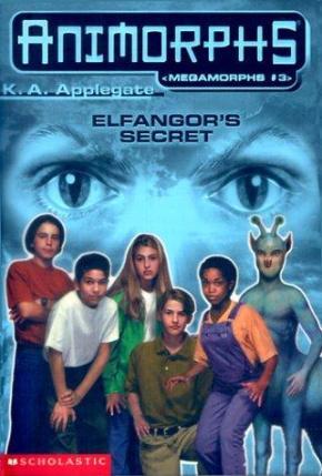 Megamorphs 3 El secreto deElfangor